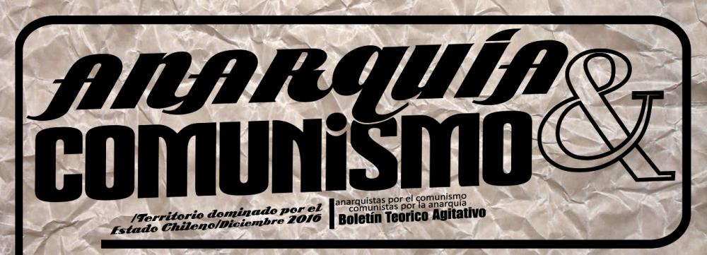 Anarquía & Comunismo